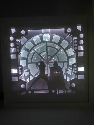 12x12 Star Wars