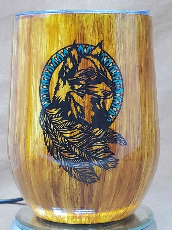 Wine wolf 12 Oz