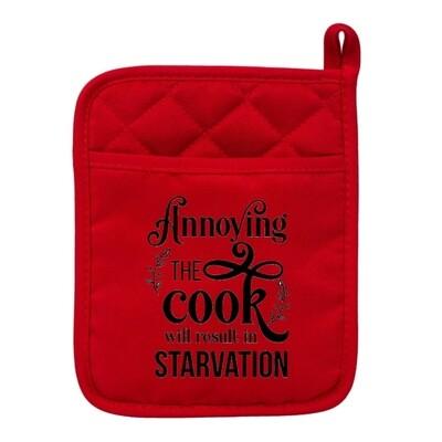 Annoy Cook Pot Holder