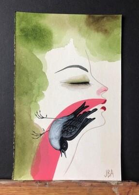 Bird Swallower #17