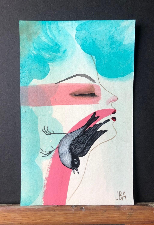Bird Swallower #16
