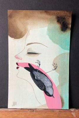 Bird Swallower #12
