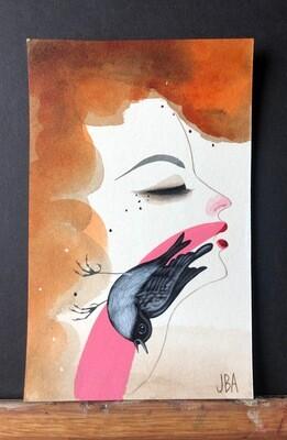 Bird Swallower #15