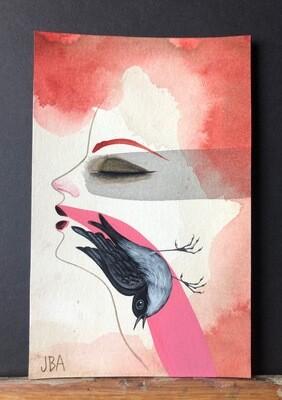 Bird Swallower #13