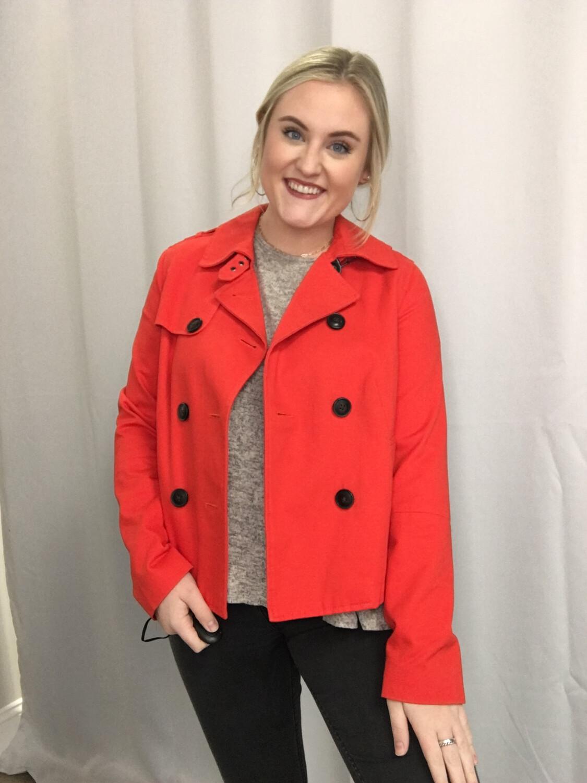 Gap Red/Orange Jacket - S