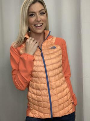 The North Face Orange Jacket - S