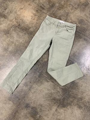 LOFT Sage Green Jeans - Size 27