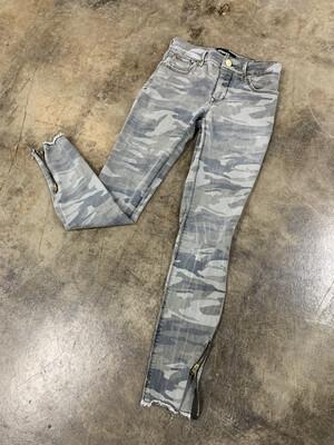 Express Camo Jeans - Size 0L