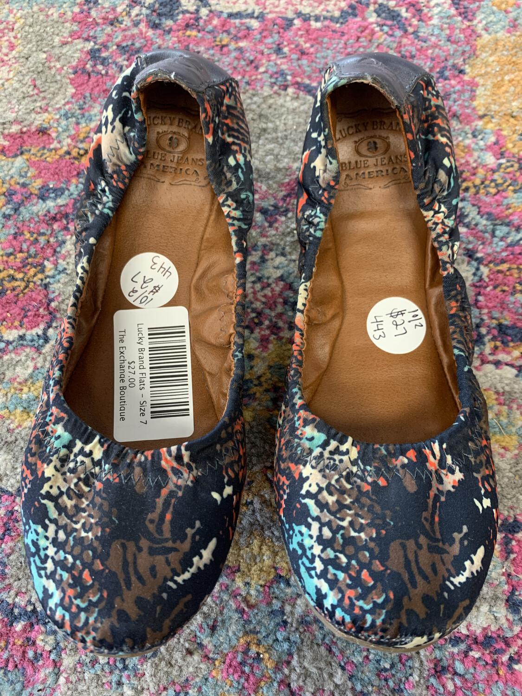 Lucky Brand Flats - Size 7