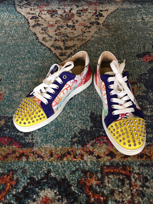 Christian Louboutin Sneakers - Size 10.5