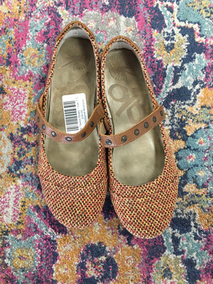 otbt Tweed Shoes - Size 7.5
