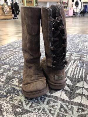 Ugg Brown Boots - Size 7