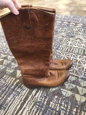 Frye Brown Boots - Size 7
