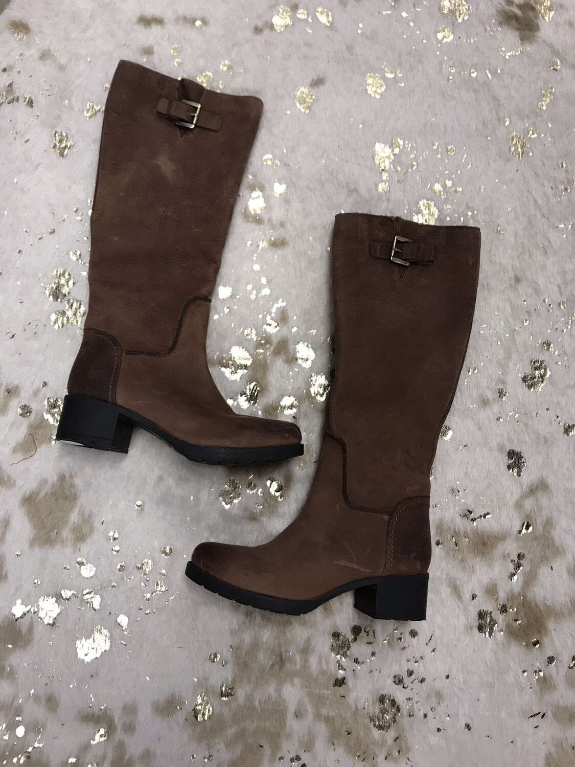 Rockport Brown Boots - Size 8.5