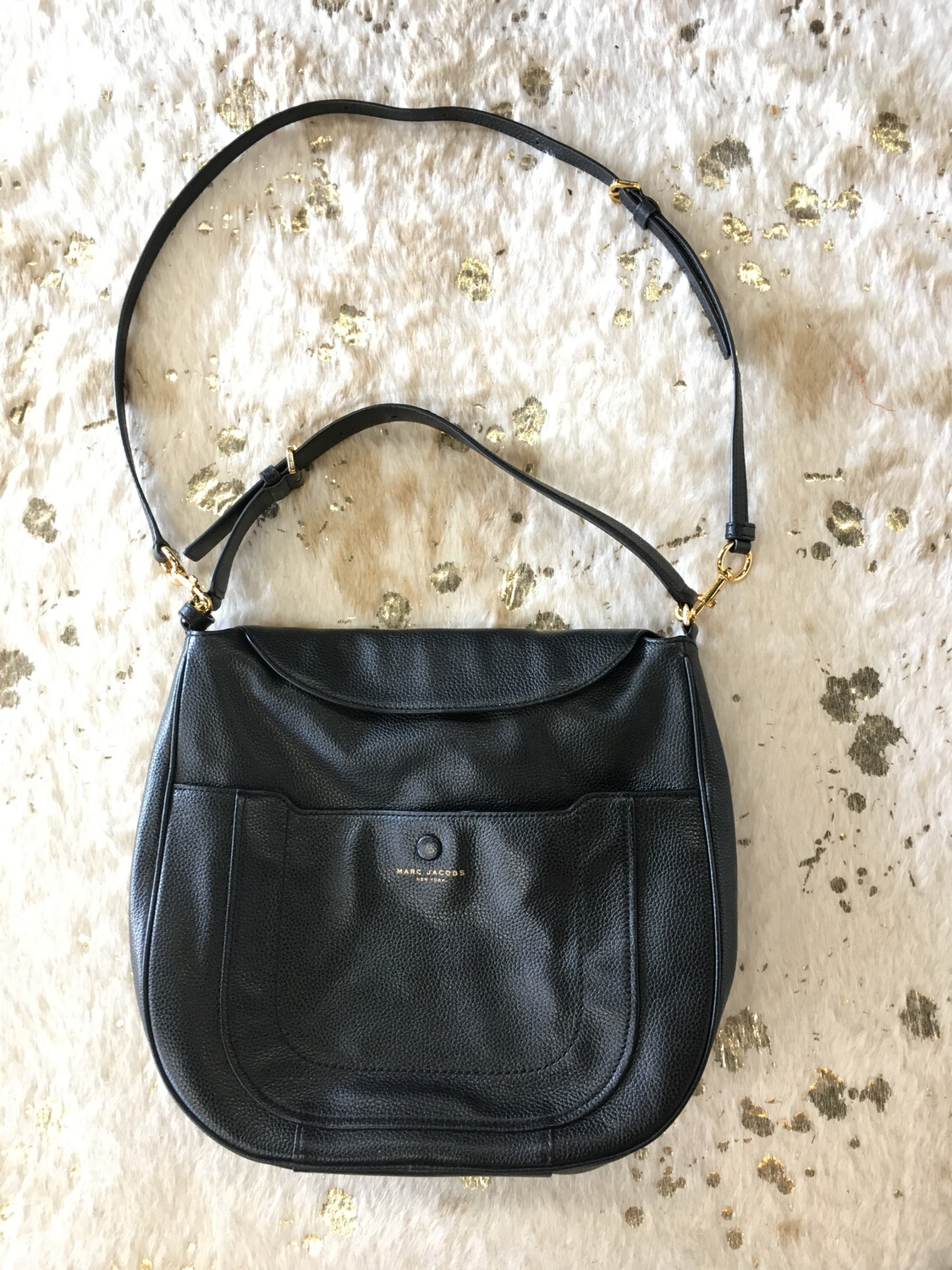 Marc Jacobs Black Purse
