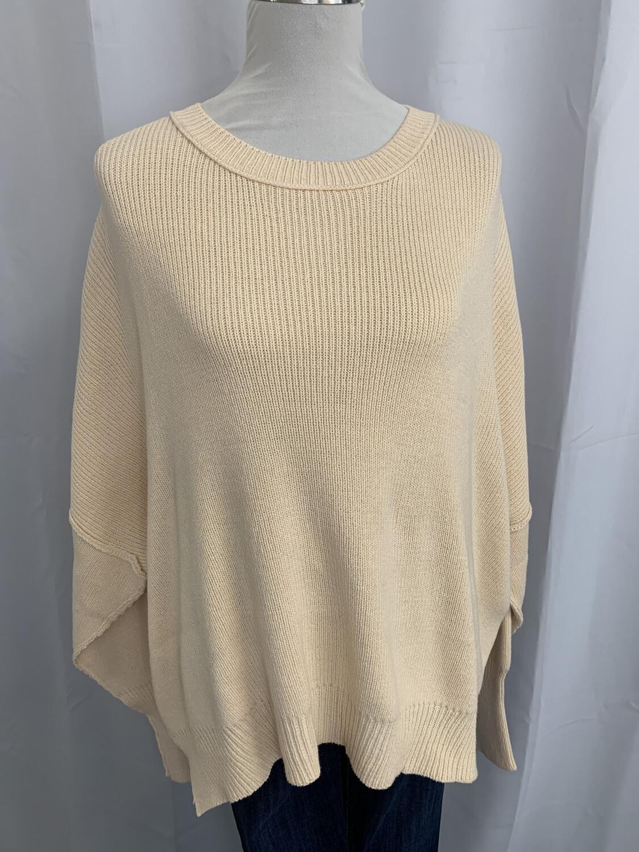 GiGio Cream Sweater - S