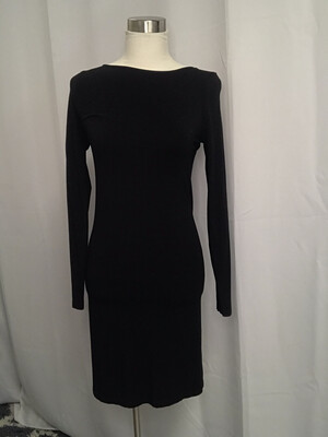 Black Dress - One Size