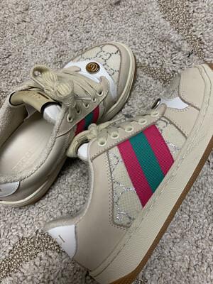 Gucci Stripe Dupes - Size 6.5