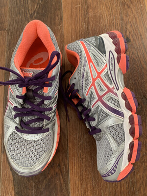 Asics Gel-Evate 2 Shoes - Size 7