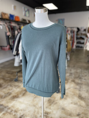 Beyond Yoga Green Sweatshirt - S