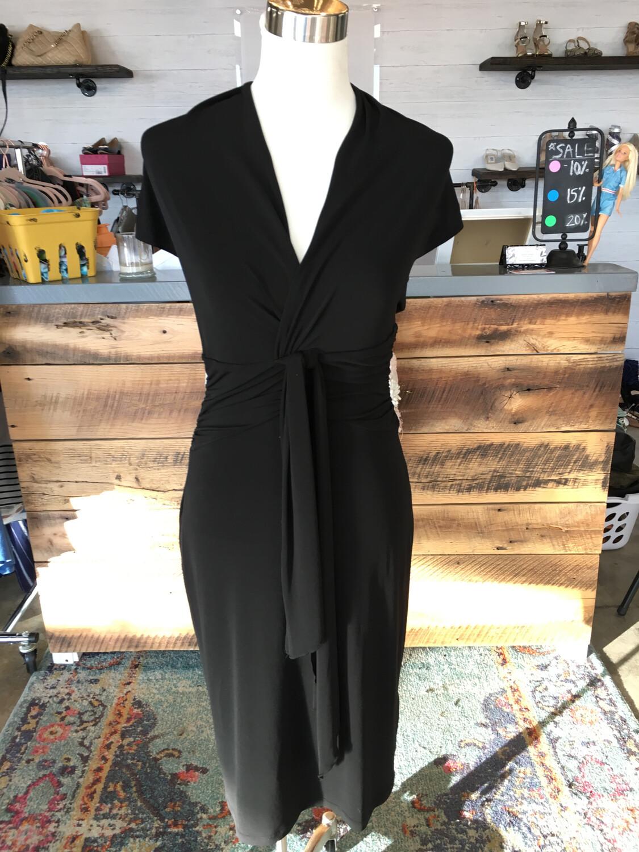 Max & Cleo Black Dress - S