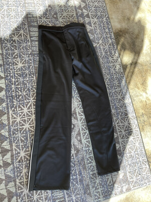 French Connection Black and White Joggers - Size 0