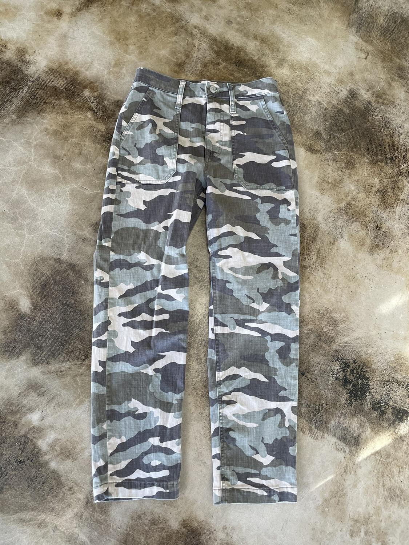 J. Crew Camo Pants - Size 24