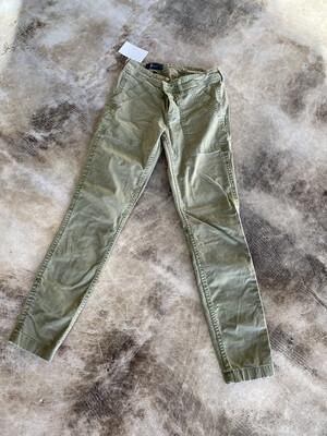 J. Crew Olive Khaki Pants - Size 25