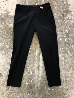 LOFT Black Julie Skinny Pants - Size 8