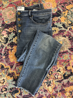 William Rast High Rise Ankle Jeans - Size 31