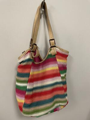 The Sak Colorful Knit Purse