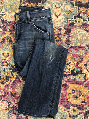 Hudson Blue Flare Jeans - Size 30