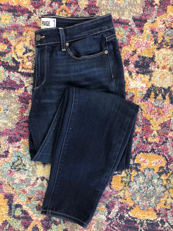 Paige Ultra Skinny Jeans - Size 10