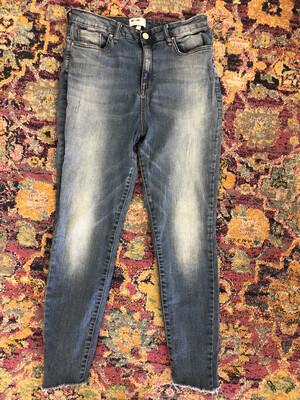 William Rast High Waist Skinny Jeans - Size 30