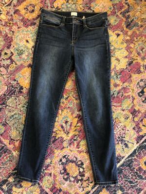 Sneak Peek Mid Rise Jeans - Size 11