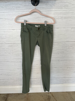 Love Fire Olive Green Pants - Size 3
