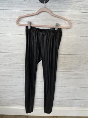 Fab'rik Faux Leather Leggings - S