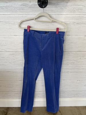 Banana Republic Blue Corduroy Pants - Size 4