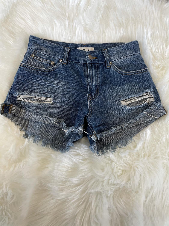 JBD Denim Distressed Shorts - XS