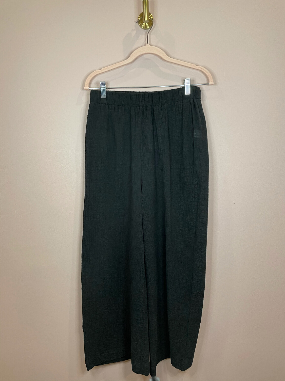 Grade & Gather Black Slip On Pants - M