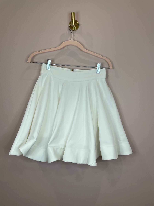 Luxxel White Skirt - S