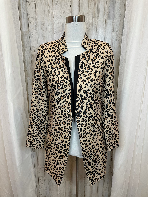 Floryday Leopard Blazer - S
