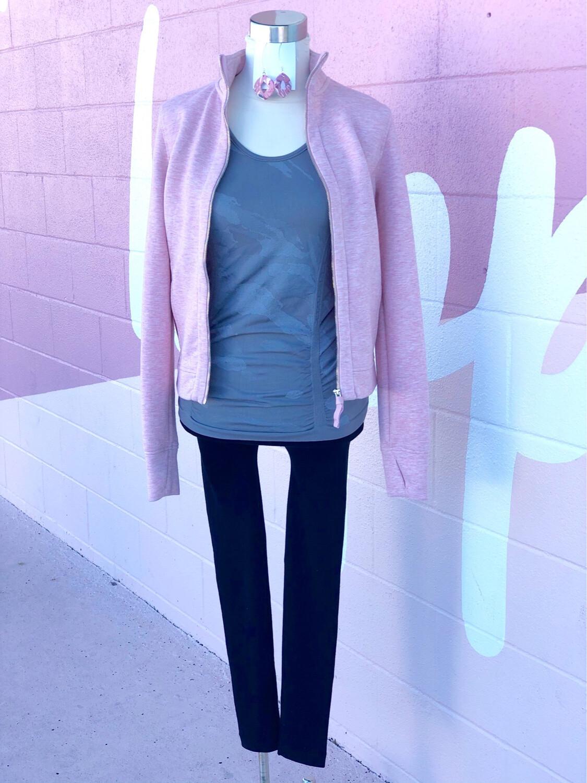 Victoria Sport Pink Zip Jacket XS