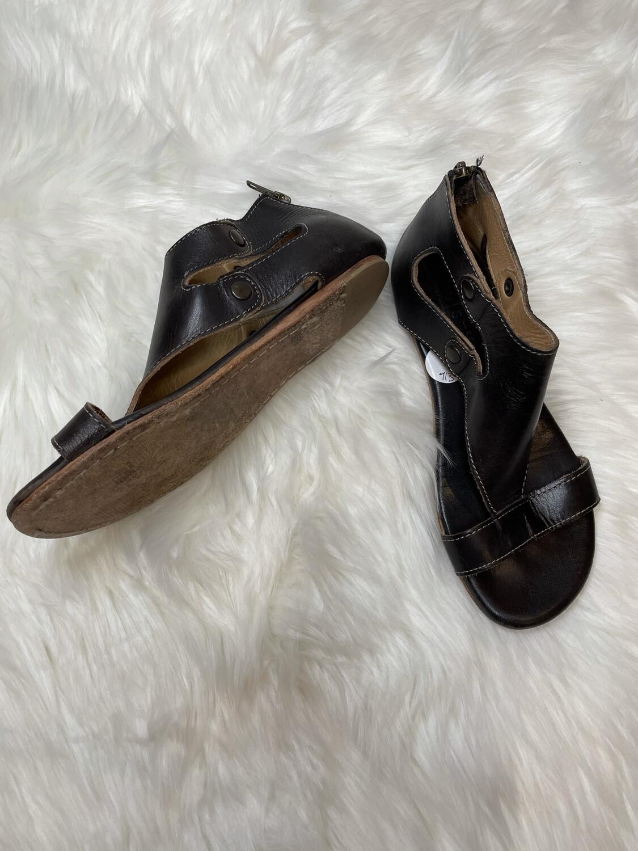 Bedstu Black Sandals - Size 8