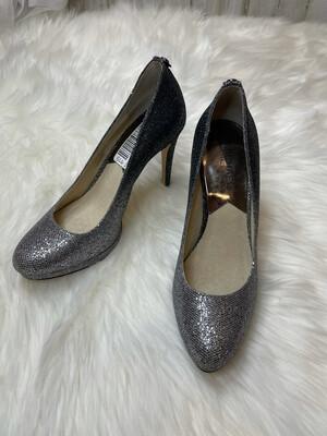 Michael Kors Grey Ombre Sparkle Heels - Size 6.5