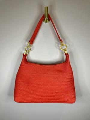 Talbots Coral Summer Shoulder Bag