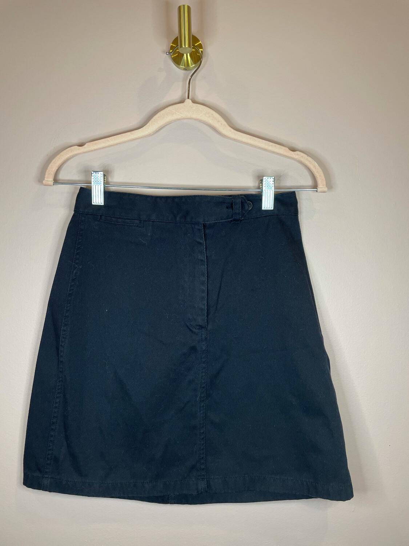 AT Denim Black Skirt - Size 2