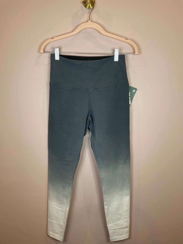 Lysse Grey & White Ombre Leggings - M