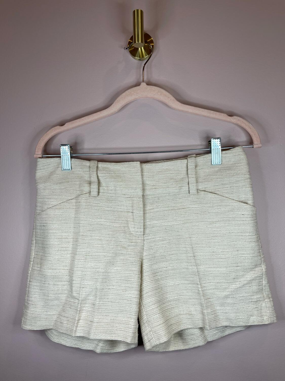 Ann Taylor Tan Signature Shorts - Size 0