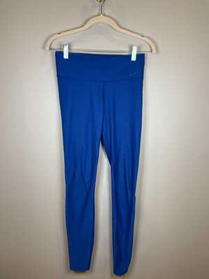 Nike Blue One Legend Athletic Pant - S